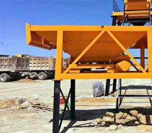 PLD800雙倉混凝土配料機