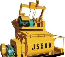 JS500掘斗式攪拌機
