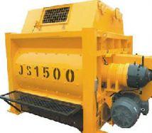 JS1500混凝土攪拌機